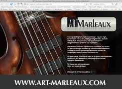 ART Marleaux - innovative Bassbaukunst!